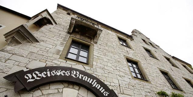Weisses Brauhaus Kelheim Tourismusverband Franken