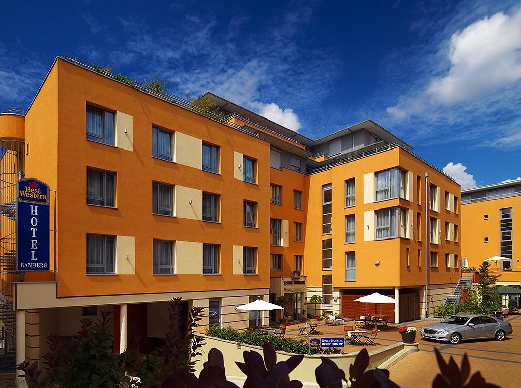 Bamberg Hotel Best Western